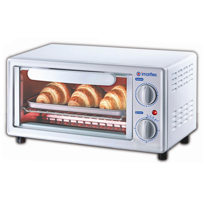 Countertop Oven For Baking Philippines : appliances brand imarflex oven toaster w reversible grill rack baking ...