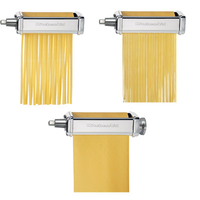 Kitchenaid Pasta Roller Cutter Set