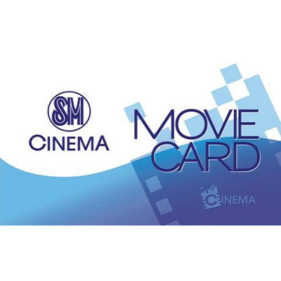 Filgifts Com Sm Movie Card Single Pass By Sm Inc