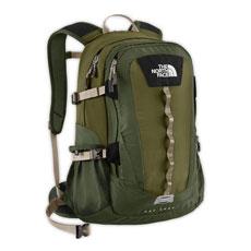 begrenzter Preis 100% Zufriedenheit neue Sachen Filgifts.com: The North Face Hot Shot Backpack - Burnt olive ...