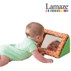 Filgifts Com Baby S First Mirror Lc27108 By Lamaze