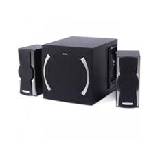 Filgifts com: Edifier 2 1 Speaker w/ FM Radio, USB and SD Card Slot