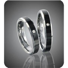 Silverworks Couple Ring Price