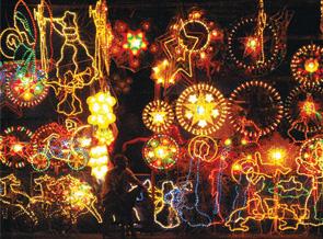 Christmas Lights In Pampanga.Filgifts Com Fresh From Pinas Present
