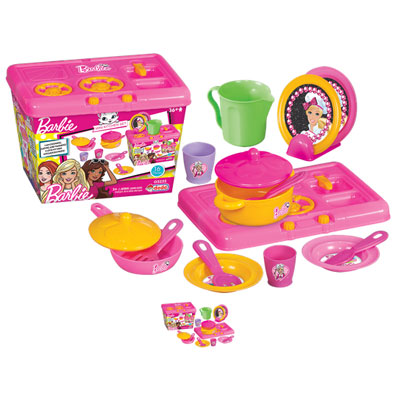 Filgifts Com Barbie Mini Kitchen Set 3bsi 03232 By Barbie Send
