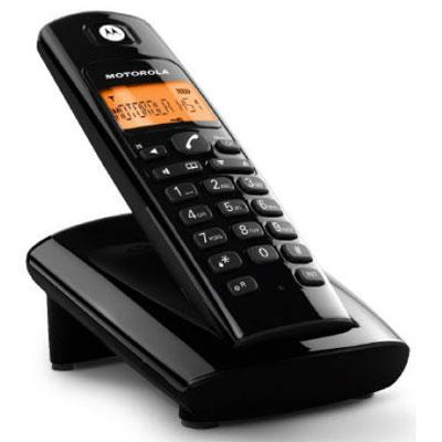 Filgifts Motorola 24Ghz Digital Cordless Phone D401i
