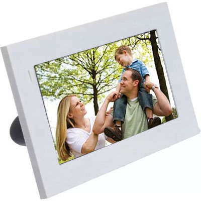 Filgiftscom Coby 7 Inches Widescreen Digital Photo Frame Dp700