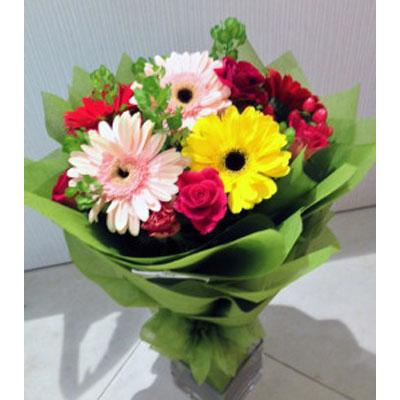 Filgifts spring mix bouquet flower arrangement by flowertowne filgifts spring mix bouquet flower arrangement by flowertowne send flower gifts mightylinksfo