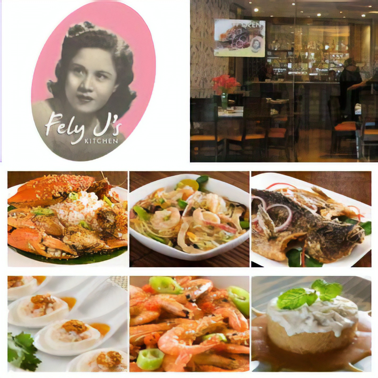 Filgifts.com: Fely Ju0027s Kitchen Gift Certificate Php1,000 (Php1,000) By Fely  J Restaurant   Send Gift Certificate Gifts