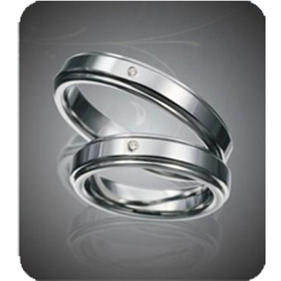 Tungsten Enement Rings For Her | Filgifts Com Chemistry Tungsten Ring T404 By Silverworks Send