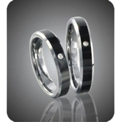 Filgiftscom Chemistry Tungsten Ring T414 by Silverworks Send