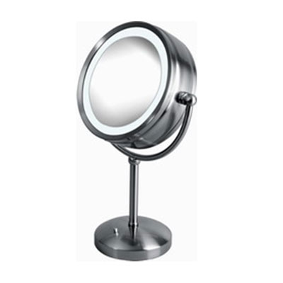 vanitibasics 8 3 4 double sided lighted vanity mirror m 1v by vanitibasics. Black Bedroom Furniture Sets. Home Design Ideas